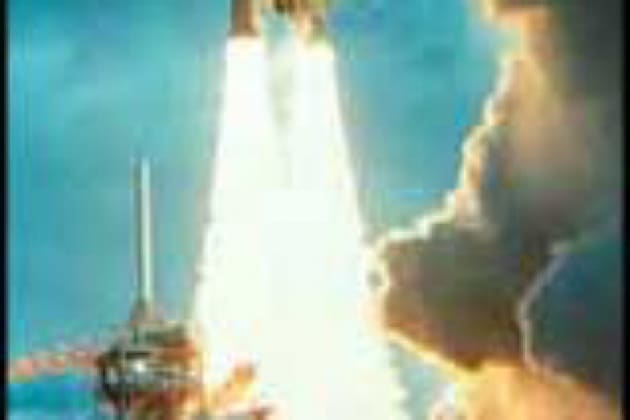Per quale motivo i razzi decollano in verticale?
