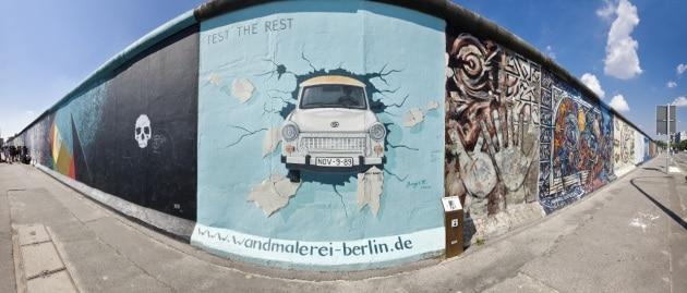 Oltre la caduta del muro di Berlino: i muri che dividono il mondo
