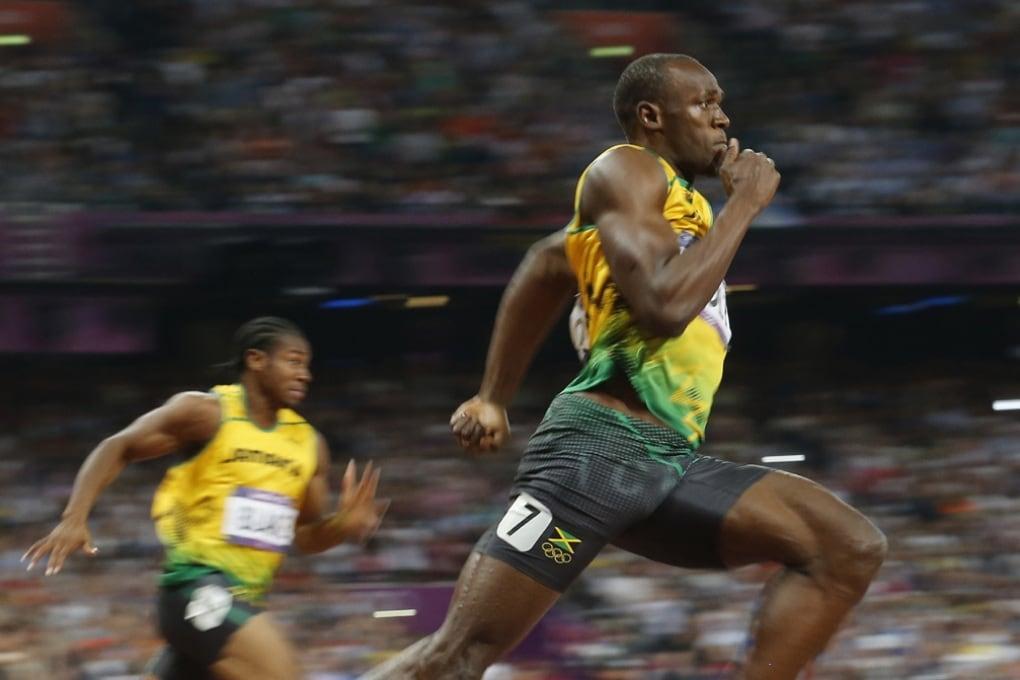 Il segreto di Usain Bolt? La sincronia con gli avversari