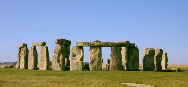 Chi abitava vicino a  Stonehenge?