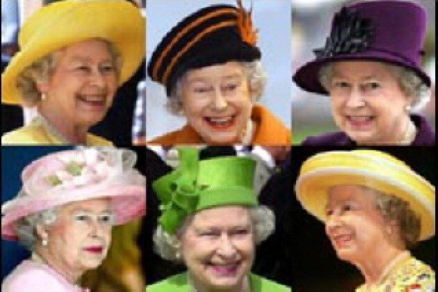 Tutti pazzi per la Regina