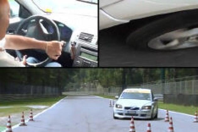 Video corso di guida - Lezione 6: frenata di emergenza in autostrada ed evitamento ostacolo