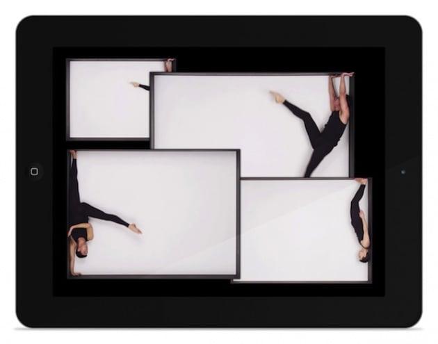 Dal palcoscenico all'iPad, a passo di danza