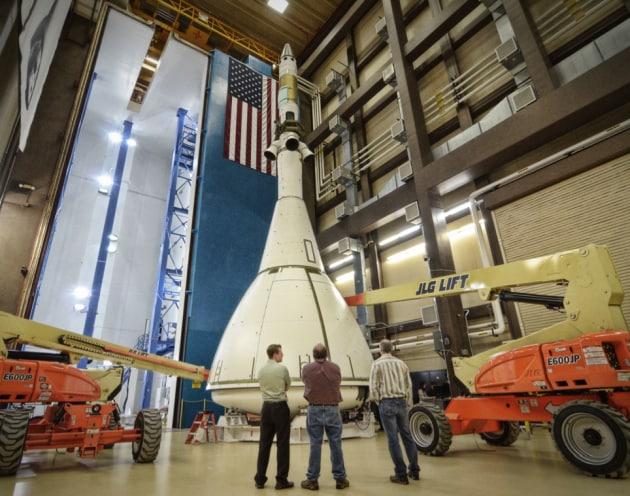 Nasa: nel 2014 il primo volo di prova del successore dello Space Shuttle