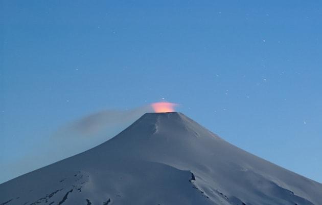 Quanto ci si può avvicinare a una colata di lava?