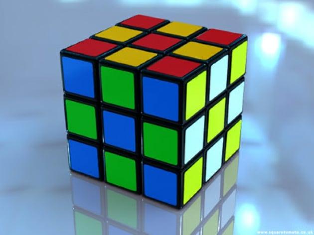 Un computer risolve il cubo di Rubik