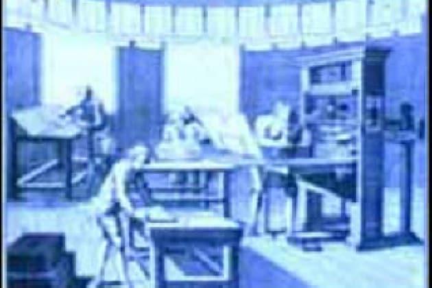 Qual è stato il primo giornale della storia?