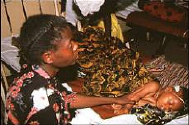 Niente soldi per la malaria