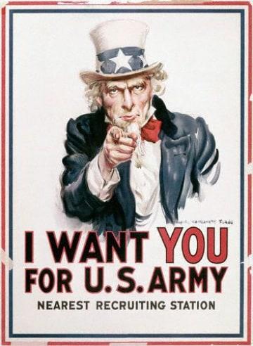Perché lo Zio Sam è il simbolo degli Stati Uniti?