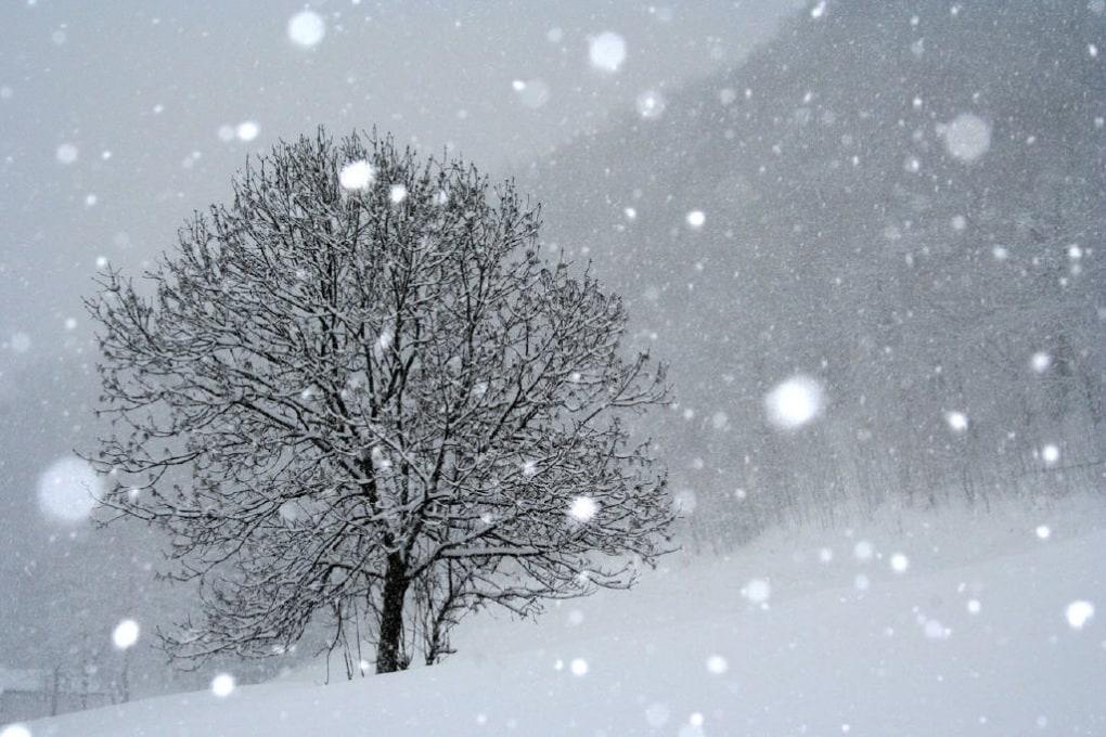 Sugli altri pianeti può nevicare?
