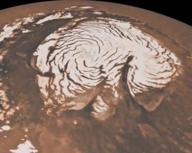 Tecnologia italiana su Marte. Anzi, sotto.