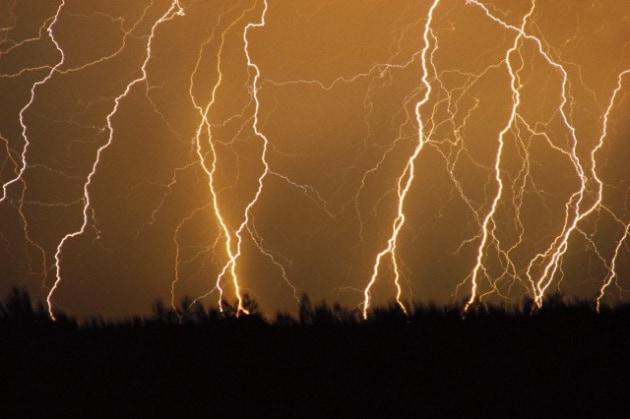 Quanti tipi di temporale esistono?