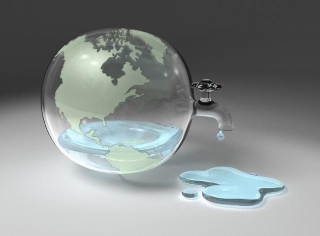 Lo spreco che non si vede: i numeri dell'impronta idrica globale