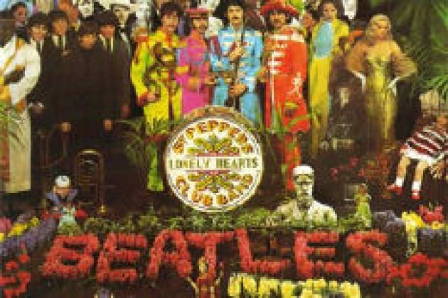 Undercover: Sgt. Pepper's Lonely Heart Club Band dei Beatles