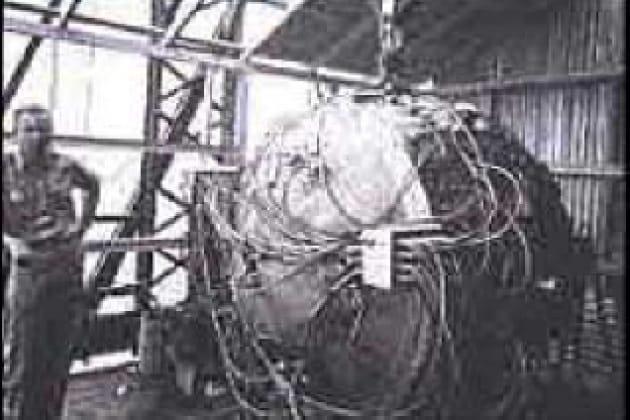 Come era fatta la bomba atomica di Hiroshima?