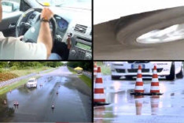 Video corso di guida - Lezione 3: la frenata d'emergenza