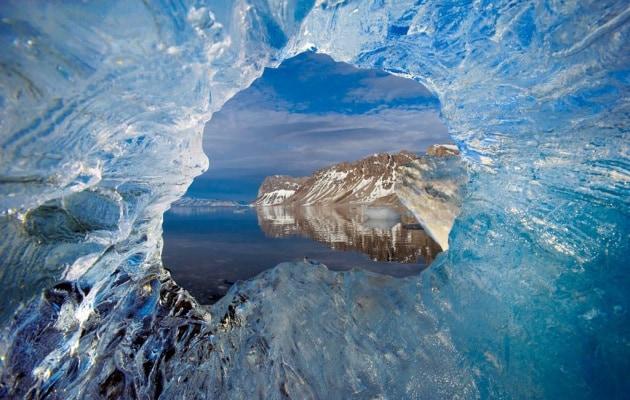 La CO2 che viene dal mare