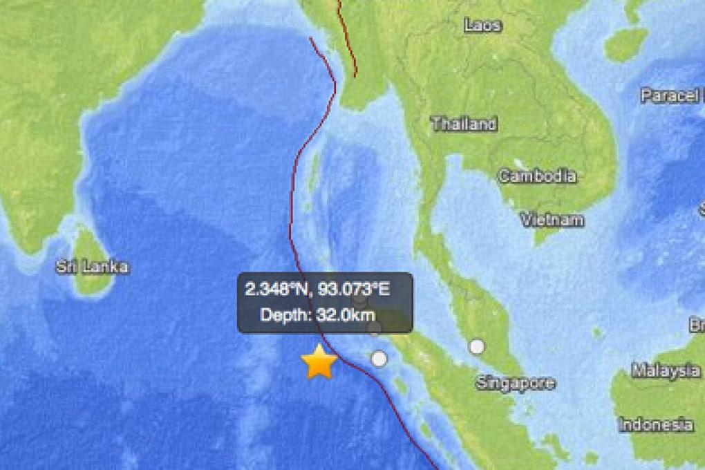 Terremoto in Indonesia: scongiurato tsunami nell'Oceano Indiano