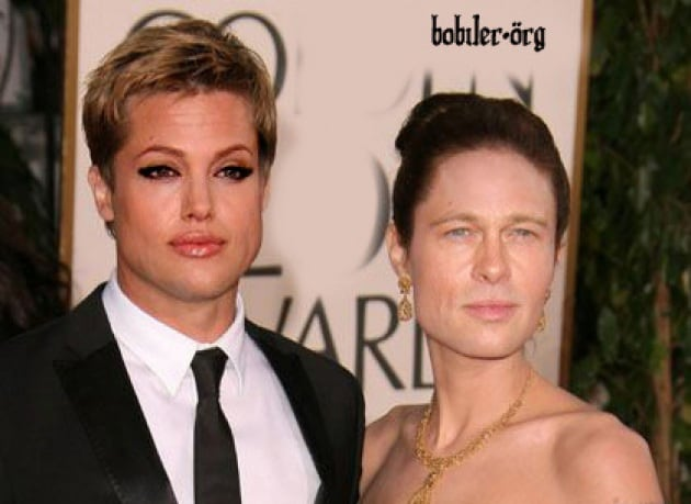 Quel bruttone è Brad Pitt?