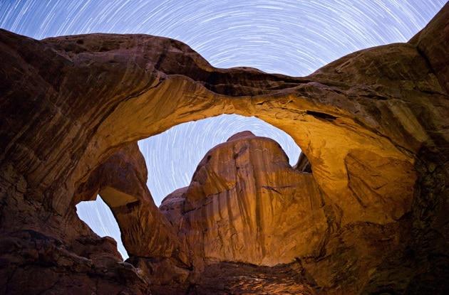 I più spettacolari paesaggi d'America in time-lapse