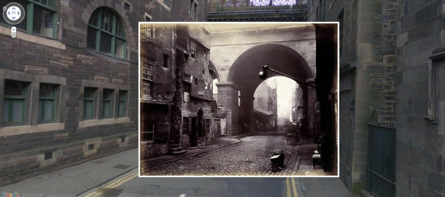 the-cowgate-arch-of-george-