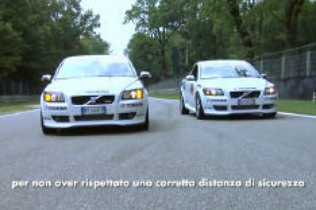 Video corso di guida - Lezione 2: la distanza di sicurezza