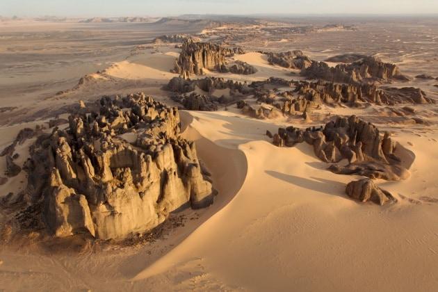 Nel regno dei Tuareg, tra le meraviglie del Tassili