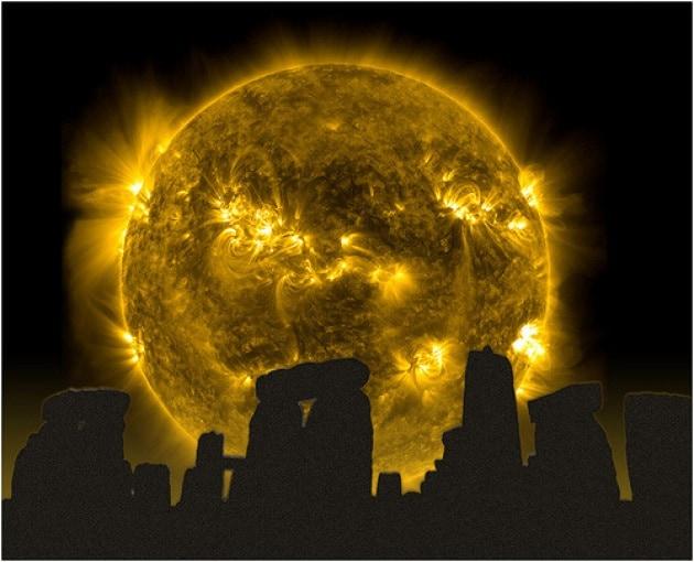 Il Sole? È un'opera d'arte