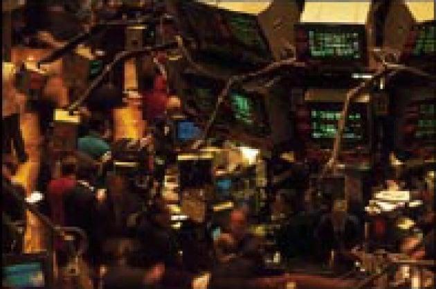 Una corda di chitarra spiega le crisi in Borsa