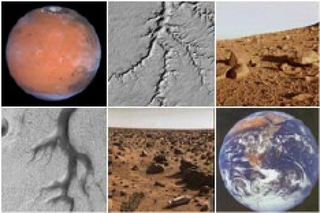 Marte o Terra?