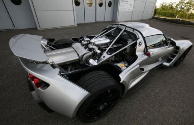 Hennessey Venom GT: un motore da 1000 cv