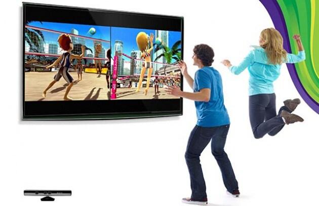 Kinect sta arrivando: quali giochi l'accompagneranno?