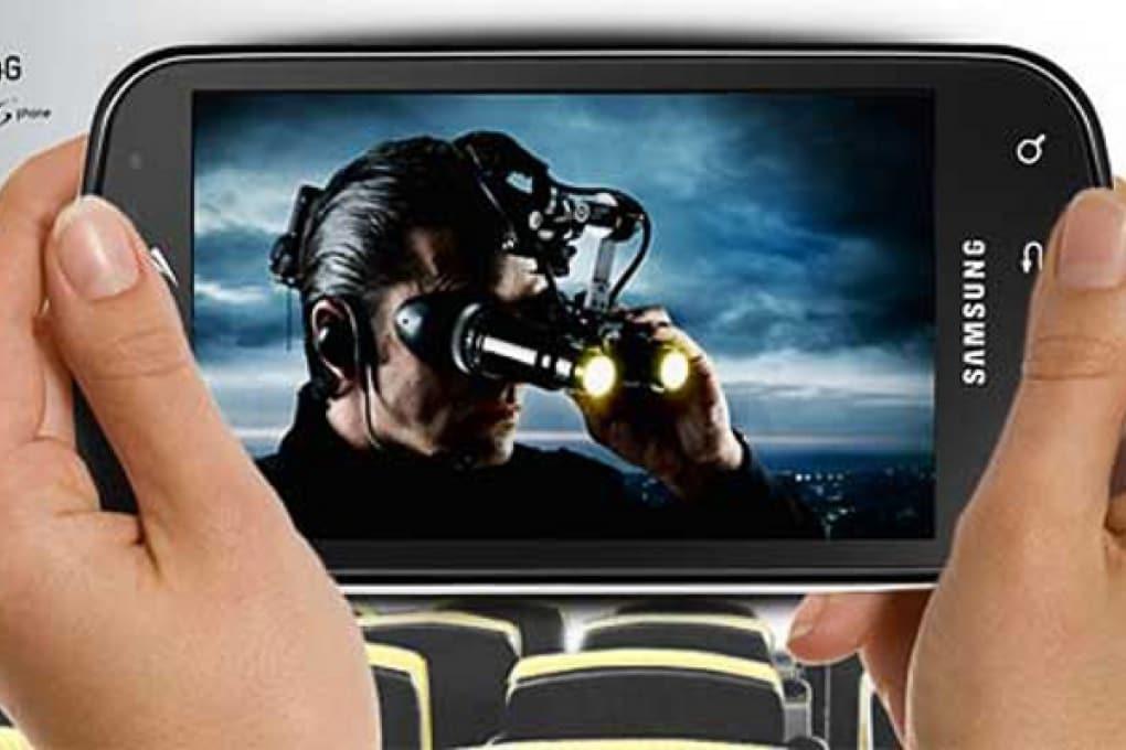 Samsung presenta uno smartphone epico