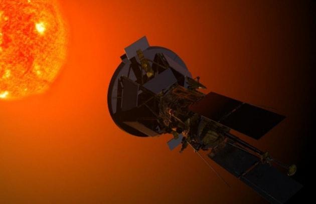 L'astronave Nasa che si schianterà sul Sole