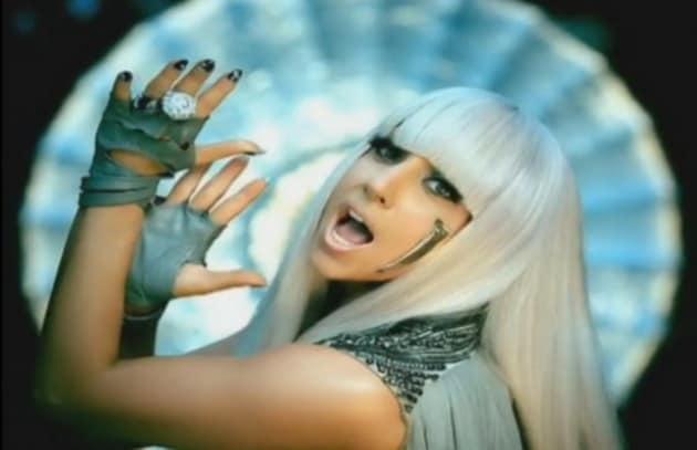 Il testo della biografia di Lady GaGa