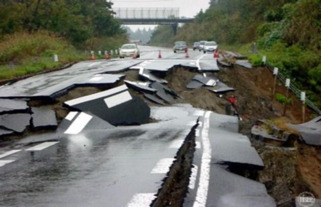 Il sisma del Giappone ha cambiato la gravità?
