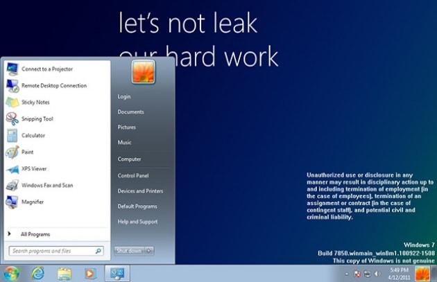 Windows 8 è già scaricabile (pirata) online