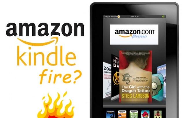 Amazon: attesa per l'annuncio di Kindle Fire