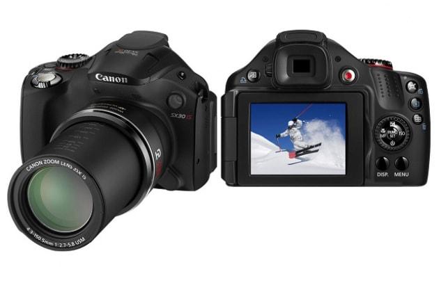 Dopo il super CMOS Canon presenta il super zoom