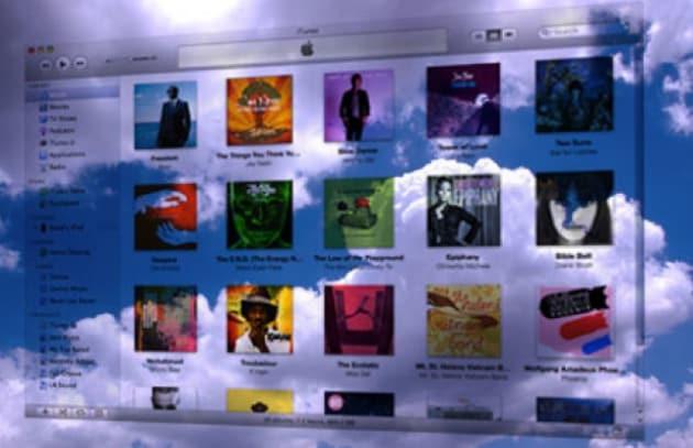 """Web scoop: """"nuvole""""musicali nel futuro di iTunes"""