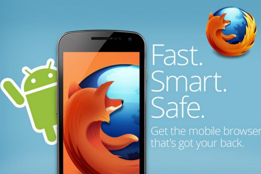 Firefox per Android disponibile per il download
