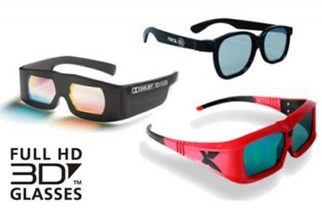 Un paio d'occhiali 3D per tutte le TV