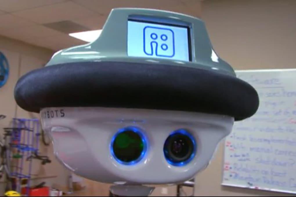 Anybot, il robot che fa telepresenza