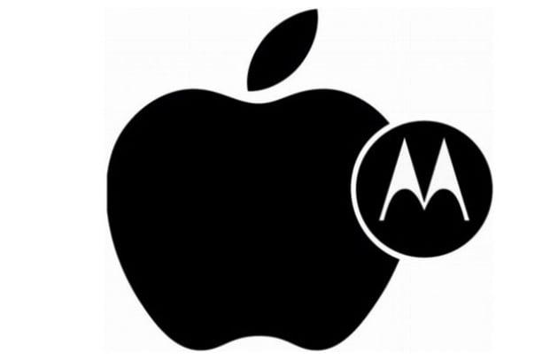 Motorola porta Apple in tribunale. Ancora.