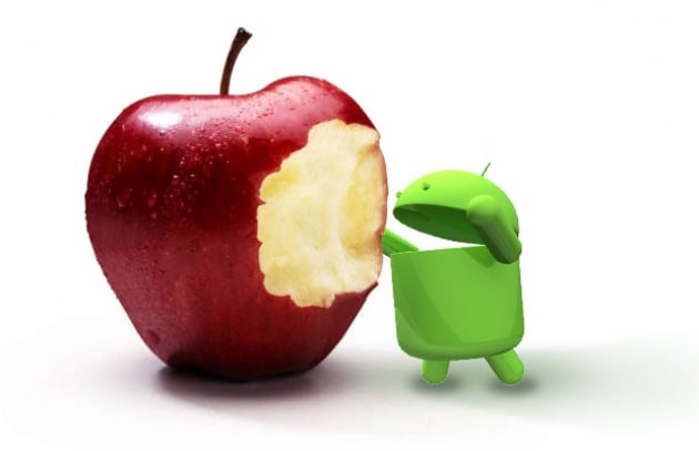 Europa: Android dietro ad iPhone