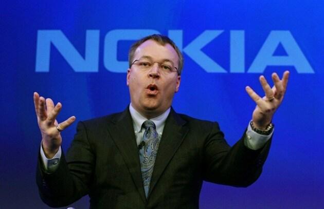 Trapelano le immagini del primo Nokia Windows Phone