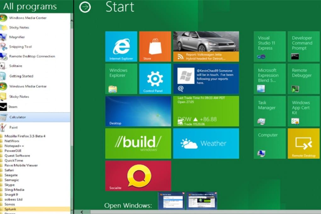 Fioccano le prime critiche per Windows 8