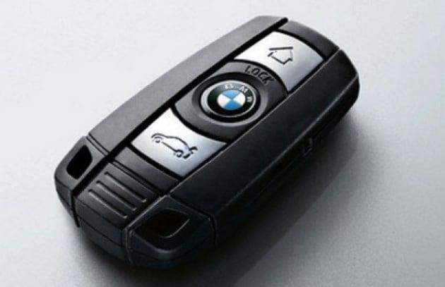 Bmw chiave elettronica con credito incluso