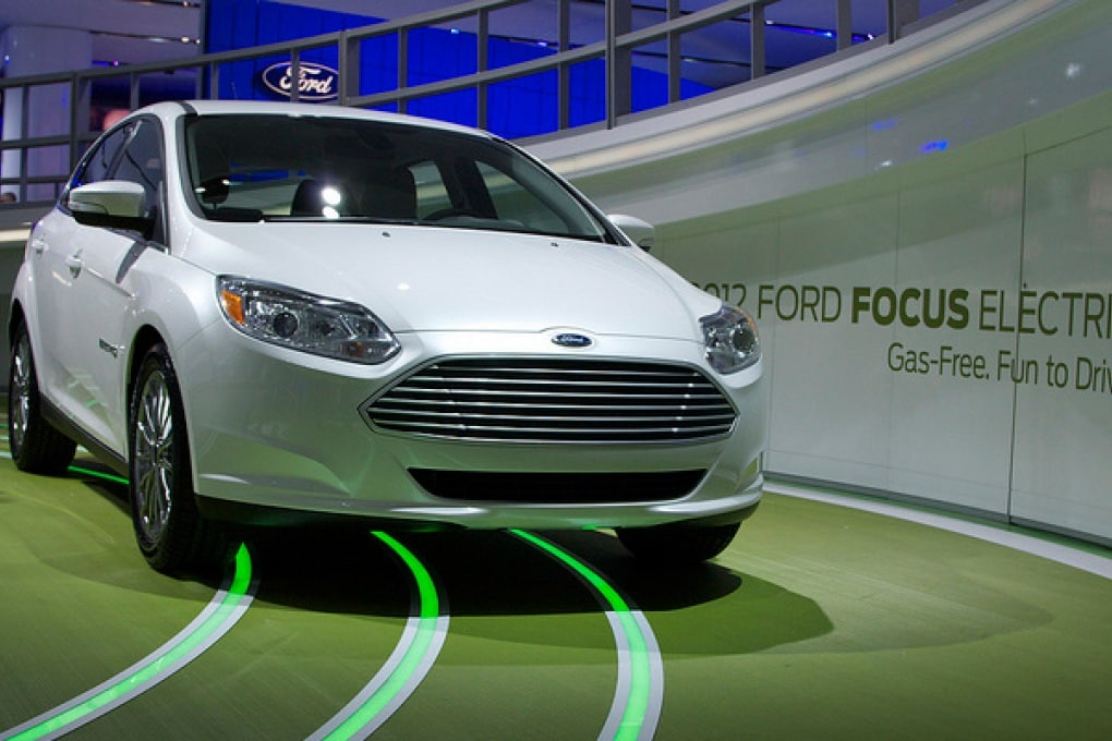Ford ricicla plastica per rivestire i sedili dell'auto