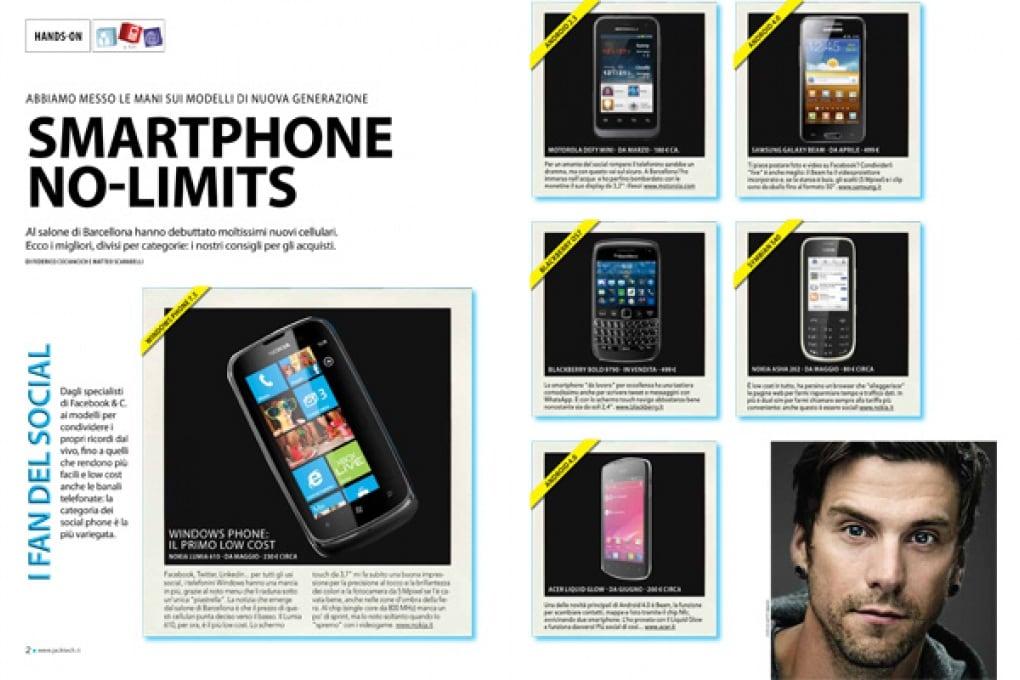 Smartphone no-limits